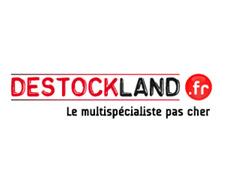 Destockland, lits, matelas, sommiers à petits prix